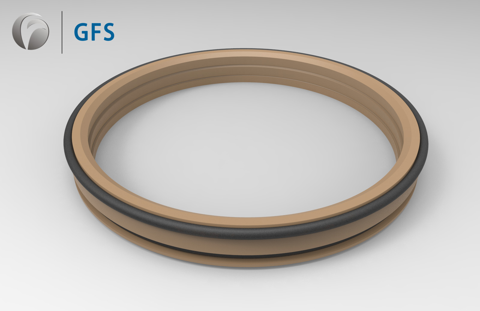 SRD - Customized Wiper Seal with two O-rings