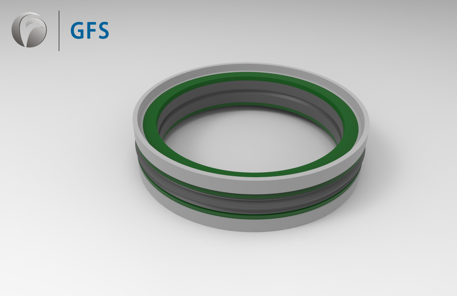 PDS - DDAS,DAS Customized Double-acting Compact Piston Seal