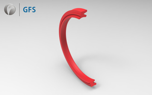 SJD -Customized PU U-shaped Wiper Seal